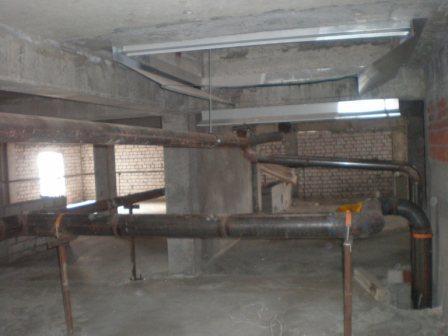Технический этаж (17-ый)